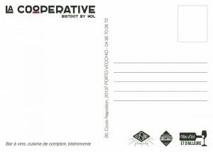 Carte postale de la Coopérative à Porto-Vecchio
