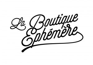 Logo de la Boutique Ephémère