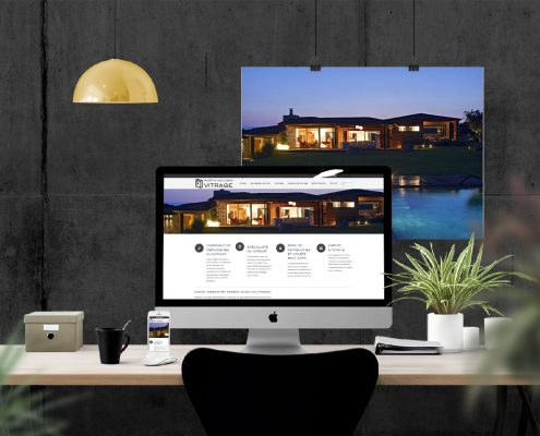 Porto-Vecchio Vitrage site web