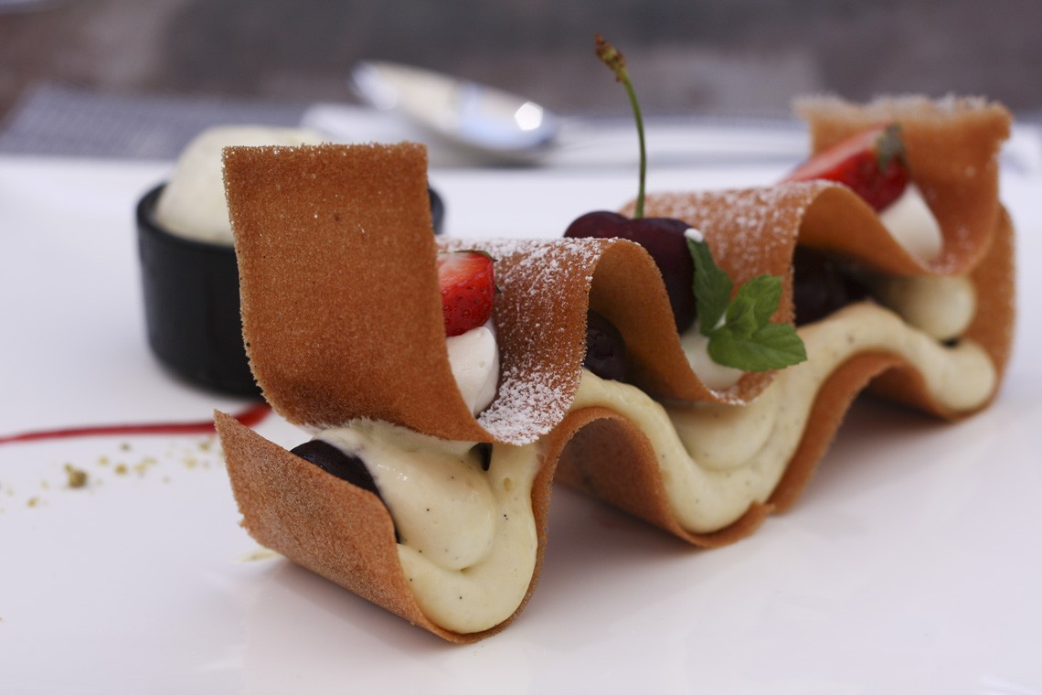 Photographie culinaire Top Grill