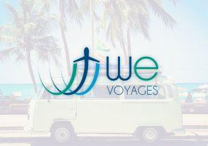 Création de logo Weekend Voyages Corse
