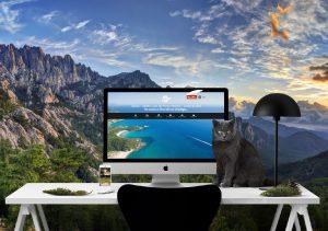 Création site web Office de Tourisme Zonza Ste Lucie de Porto-Vecchio