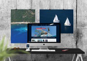 Absolute Yacht création de site internet Corse