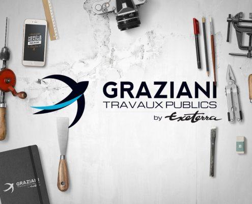 Création du logo Graziano TP