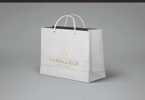 Rendu 3D pour un sac du magasin Parallèle Porto-Vecchio