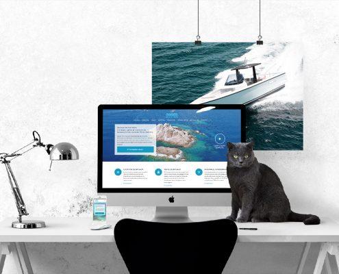 Création site web Corsil Porto-Vecchio