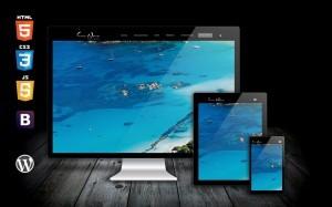 Site web W3G Corse - Costa Nera
