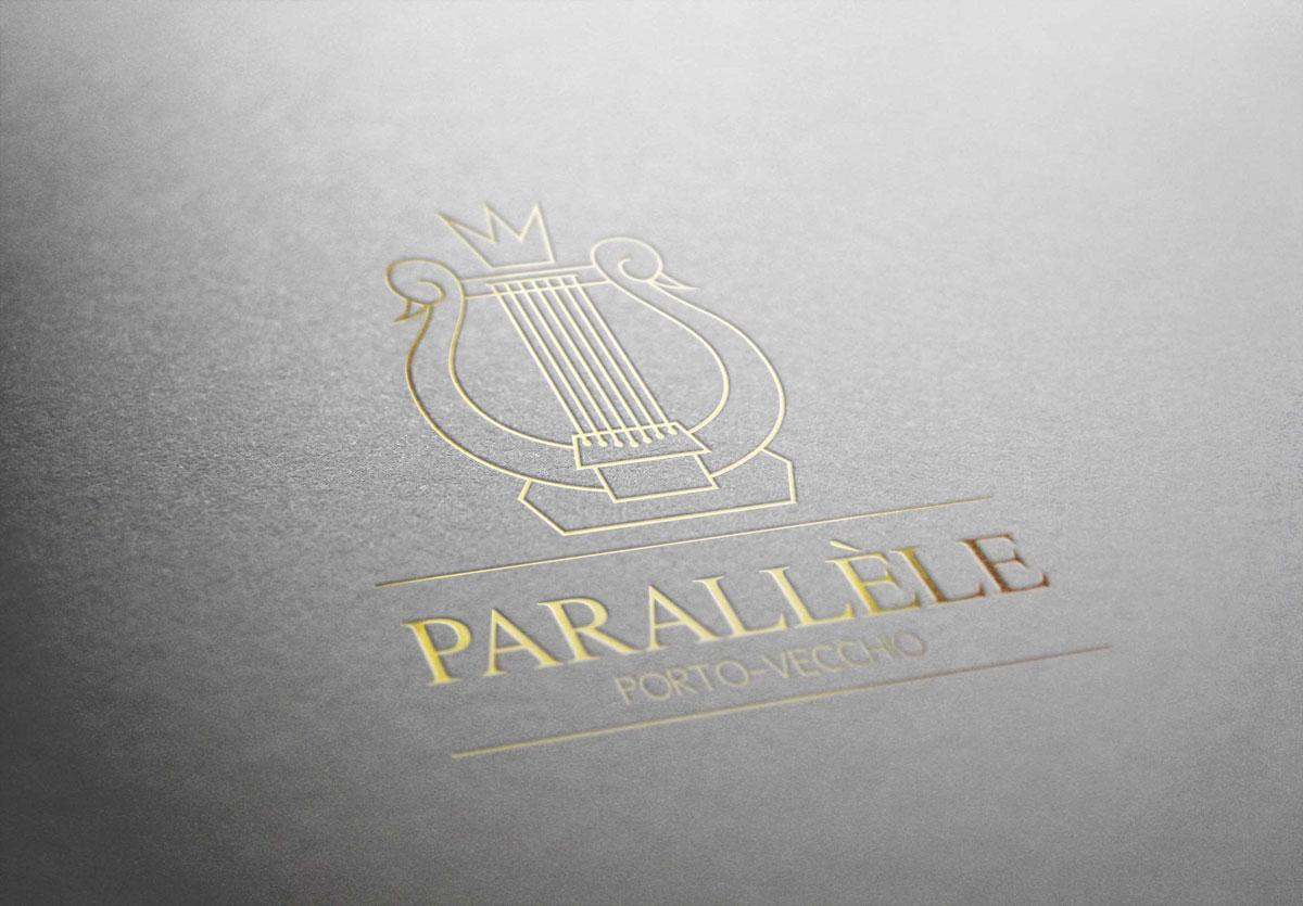 Logo de la boutique Parallèle à Porto Vecchio