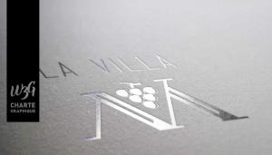 Logo de la Villa M