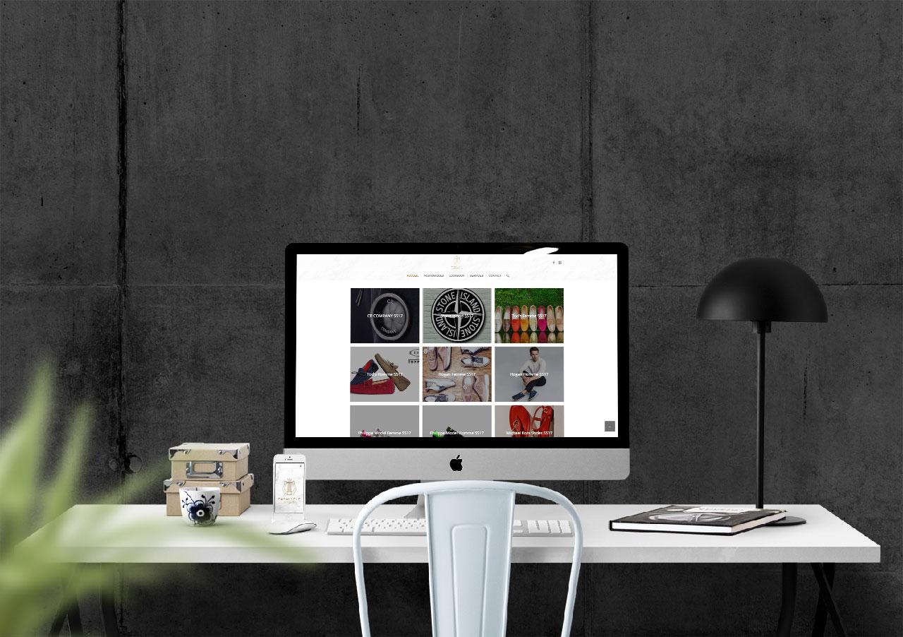Création du site internet Parallèle Porto-Vecchio