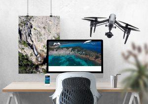 Création de site web drone Picalba