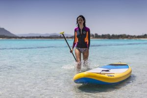 Surfshop, paddle surf en Corse